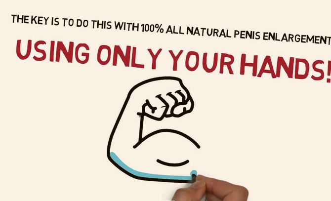 How To Make Your Penis Bigger And Stronger Naturally Without